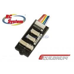 Rc System Cavetto PCB Equilibrium3-Profi MPX/TP/FP (RCA0047)