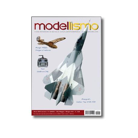 Modellismo Rivista di modellismo N°111 Maggio - Giugno 2011