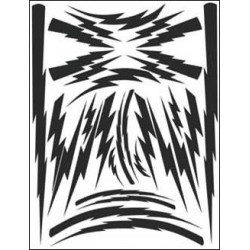 Parma Adesivi da interno per mascheratura Lightning (art PA10801