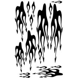 Parma Adesivi da interno mascheratura Devil Tail 1/18 (PA60026