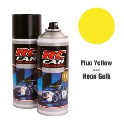 Robitronic Vernice Giallo fluorescente per Lexan 150ml (art. RCC1007)