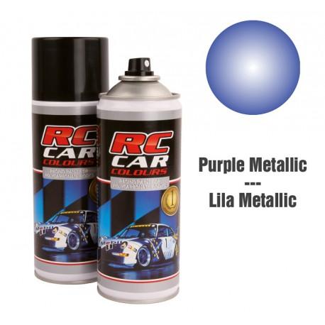 Robitronic Vernice Viola Metallizzato per Lexan 150ml (RCC930)