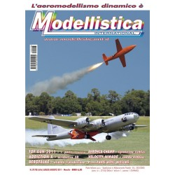 Modellistica Rivista di modellismo n°07/08 Luglio/Agosto 2011