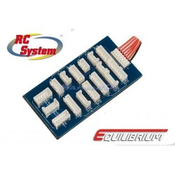Rc System Cavetto PCB Equilibrium3-Profi RCS/MPX/PQ/GR (RCA0048)