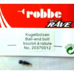 Robbe Vite testa sferica per Mini Rave (art. 20370012)