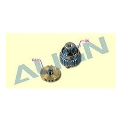 Align Set ingranaggi di ricambio per Servo DS410 (art. HSP41033)