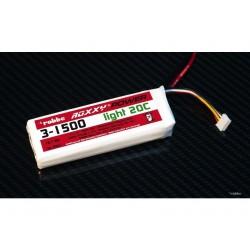 Robbe Batteria Li-po Roxxy Power ZX 14,8V 2650mAh 30C (art. 6918)
