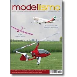 Modellismo Rivista di modellismo N°112 Luglio - Agosto 2011