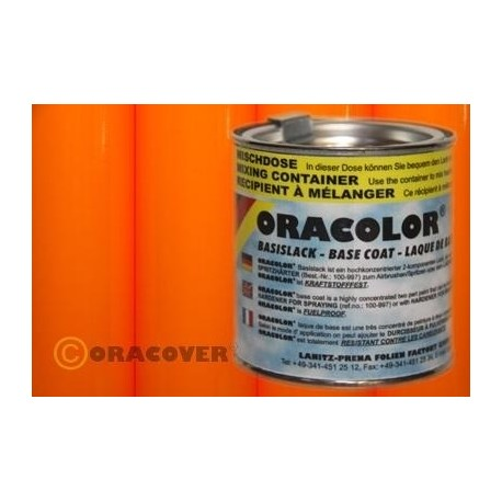 Oracolor Colore arancio segnale fluorescente 065 160ml (121-065)