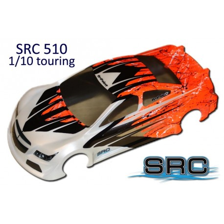 Sprint Carrozzeria 1/10 Touring Chevrolet Kruzer V2 200mm SRC510