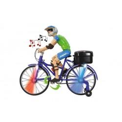 Jamara Bicicletta elettrica con luci e suoni (art. 402090)