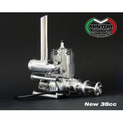 Mintor Motore a Benzina 38cc New con marmitta (art. NM038A000A)