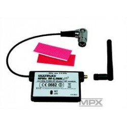 Multiplex Modulo esterno per Trasmittente M-LINK 2,4GHz (45612)