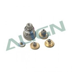 Align Set ingranaggi di ricambio per Servo DS510M (art HSP51032)