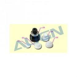 Align Set ingranaggi di ricambio per Servo DS510 (art. HSP51031)