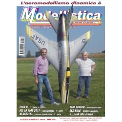 Modellistica Rivista di modellismo n°10 Ottobre 2011