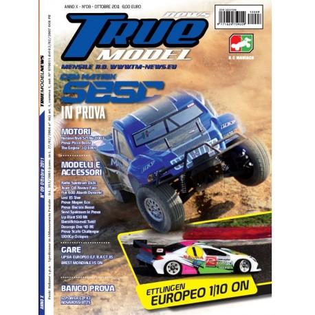 True Model Rivista di Modellismo OTTOBRE 2011 n°09