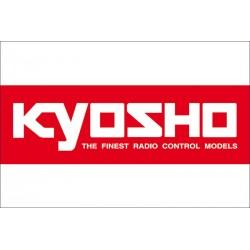 Kyosho Adesivo ufficiale Kyosho 35x9cm (art. 4102)