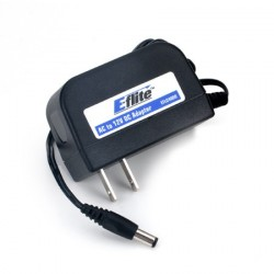 E-flite Alimentatore da 220 a 12V 1,5Amp AC/DC (art. EFLC4000EU)