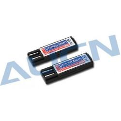 Align Batterie Lipo 3,7V 150mAh 15C per T-rex 100 2Pz (art. HBP15002)