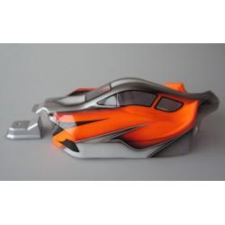 Serpent Carrozzeria completa trasparente Cobra 811 (SPT600146)