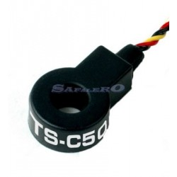 Hitec Sensore di corrente HTS-C50 per telemetria (art. 55850)