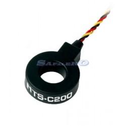 Hitec Sensore di corrente HTS-C200 per telemetria (art. 55855)