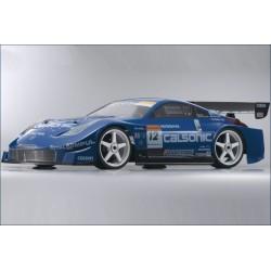 Kyosho Foglio decals 1/8 Nissan Calsonic Impul Z 2005 (art. IGB052-1)