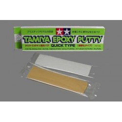 Tamiya Stucco epossidico rapido Epoxy putty 25gr (art. 87051)