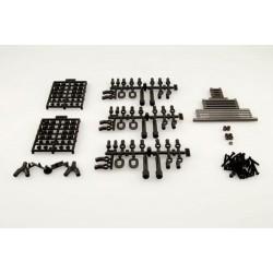 """Axial Set tiranti Link 290mm (11,4"""") per SCX10 (art. AX30549)"""