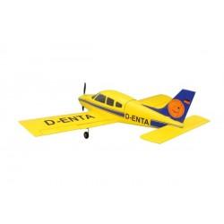 Jamara Aeromodello Piper PA-28 EP 1530mm con retrattili (art. 006180)