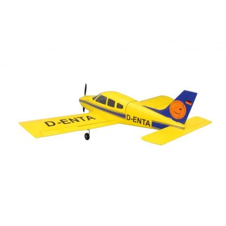 Jamara Aeromodello Piper PA-28 EP 1530mm Retrattile (006180)
