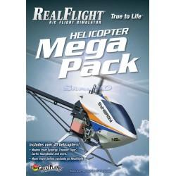 Great Planes Real Flight 6 Mega Pack Heli (art. GPMZ4162)