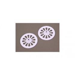 E-flite Corona principale di coda Blade 450 2 pezzi (art. BLH1653)