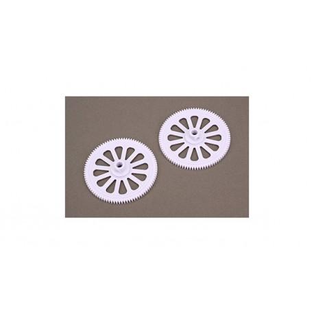 E-flite Corona principale di coda Blade 450, 2 pezzi (art. BLH1653)
