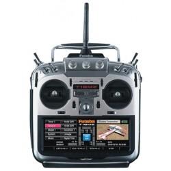 Futaba Radiocomando Tx 18MZ + Rx R7008SB 2,4GHz M2 (art. 1118B)