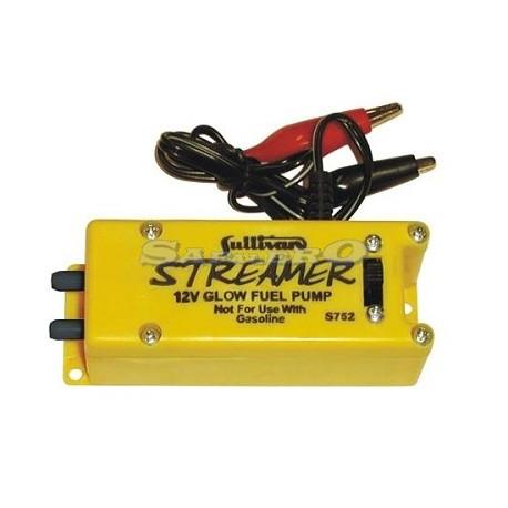 Sullivan Pompa elettrica per miscela Glow 6-12V (art. S752)