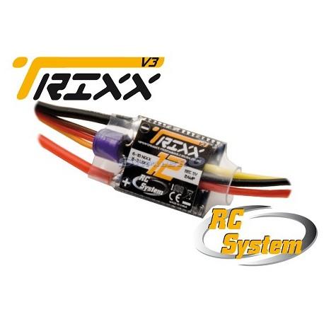 Rc System Regolatore Trixx V3 12Amp LBEC 5V/2A (art. RCSC0213)