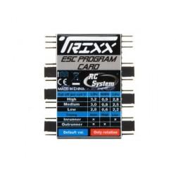 Rc System Scheda Trixx Programcard V3 (art. RCSC0200)