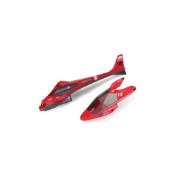 E-flite Fusoliera completa per Blade CX/2/3 (art. EFLH1257)