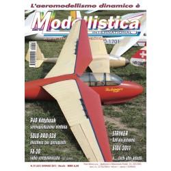 Modellistica Rivista di modellismo n°01 (621) Gennaio 2012