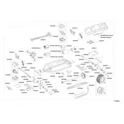 Robbe Pignone motore 14T per Mini Rave EVO 2 (art. 20410041)
