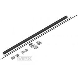 Multiplex Set rotore di coda per FunCopter (art. 223013)