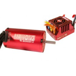 EZpower Sistema Brushless Mr. Kong per 1/8 (art. EZBR2000)
