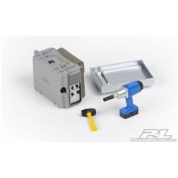 Pro-Line Accessori Crawler N°5 Saldatrice, Avvitatore PRL6073-00