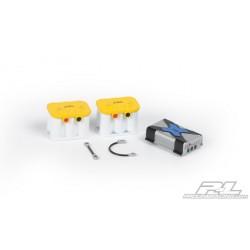 Pro-Line Accessori Crawler N°6 Batterie, Inverter (PRL6074-00)