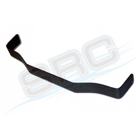 Sprint Rinforzo posteriore Carbonio per carrozze 1/8 On SRC505-1