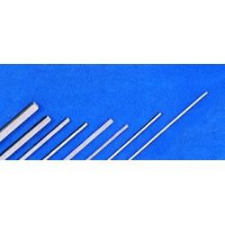 Mantua Model Listello di balsa 2x2mm 1mt. 1 pz. (art. 85801)