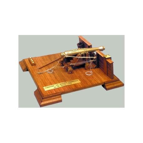 Mantua Model Cannone da marina Francese 1750 (art. 807)