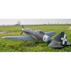 "VQ Model Aeromodello Reggiane 2005 ""Sagittario"" ARF 60 (PA0086)"